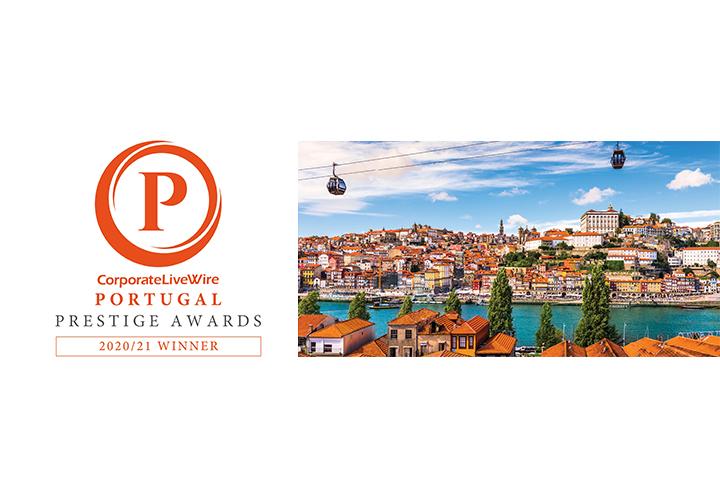 Corporate Livewire Portugal Prestige Awards (2020/21)